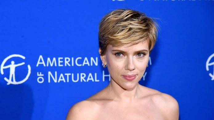 Scarlett Johansson's New Look Is So