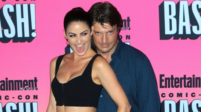 Welp, Nathan Fillion just made Castle