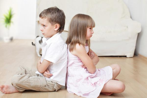 Games that older and younger siblings