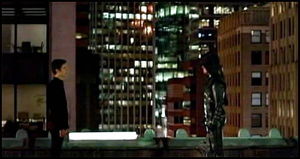 The Arrow on The Flash