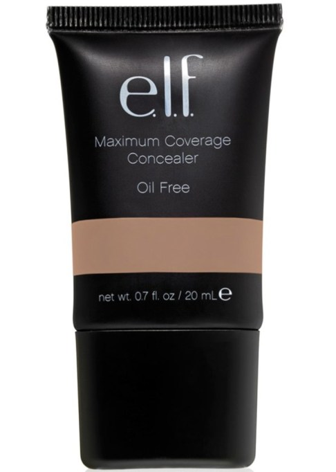 The Best Makeup Products for Oily, Shiny Skin: E.l.f. Maximum Coverage Concealer | Summer Makeup 2017