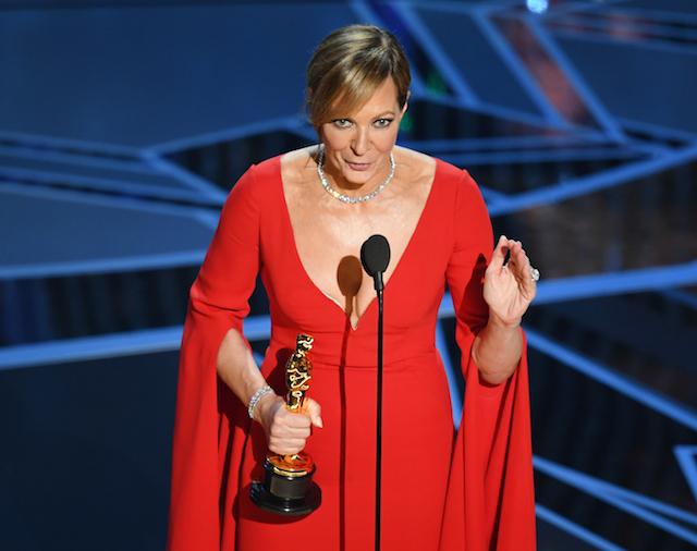 Powerful Oscar speeches 2018: Allison Janney