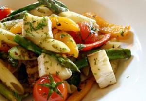 Vegan pasta recipes for National Pasta