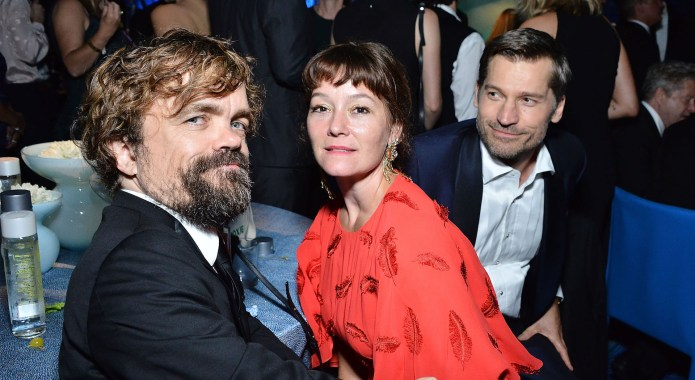 Peter Dinklage & Erica Schmidt Are