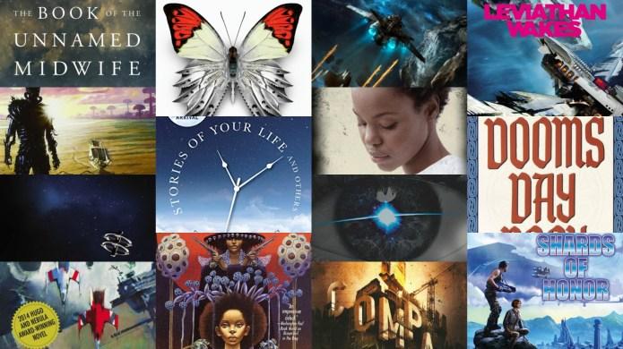 19 best sci-fi books — new