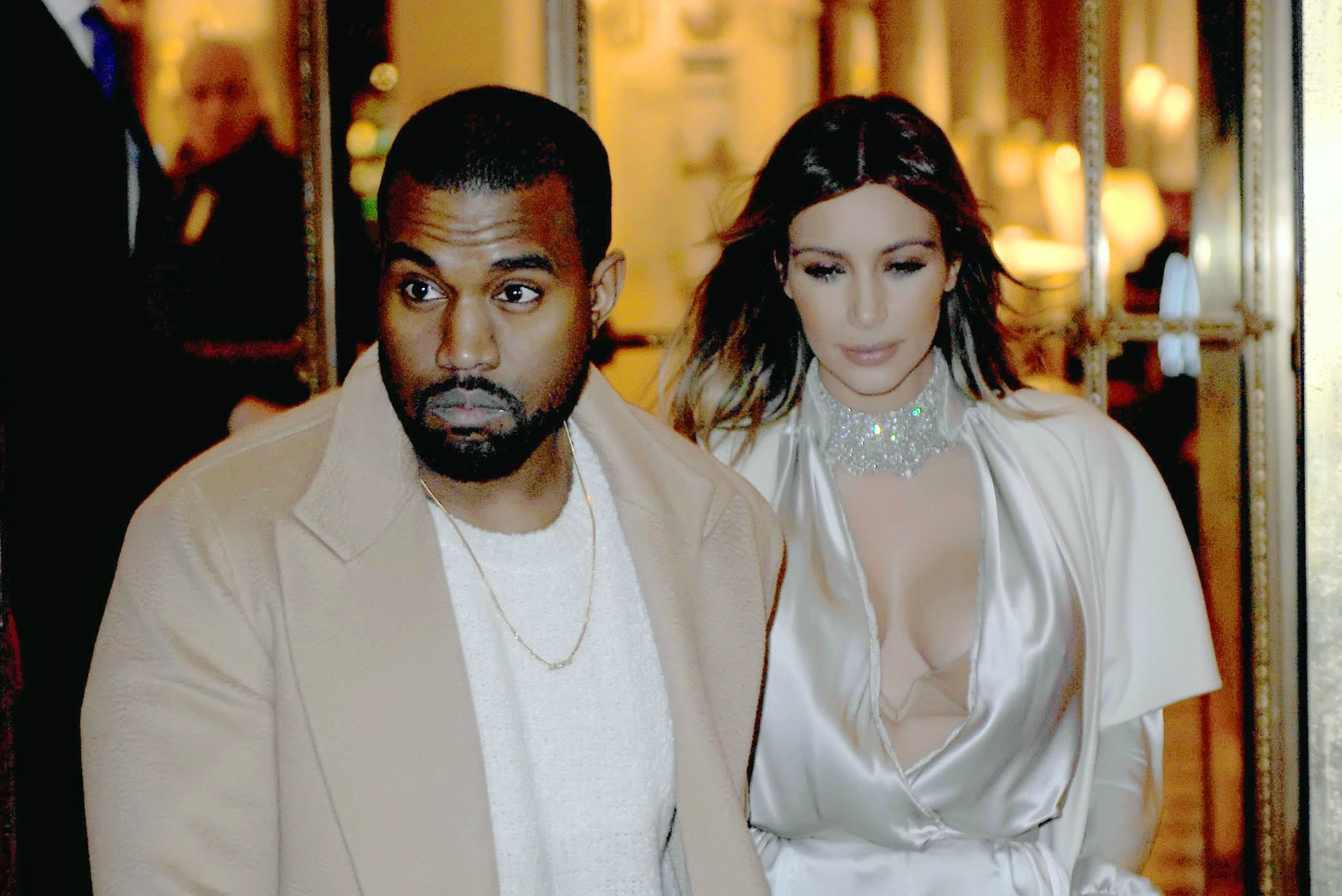 Have Kim Kardashian and Kanye West already exchanged vows?