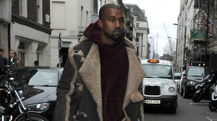 Kanye creates video game about his