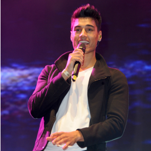 The Wanted star Siva Kaneswaran gets