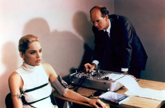 'Basic Instinct' movie still