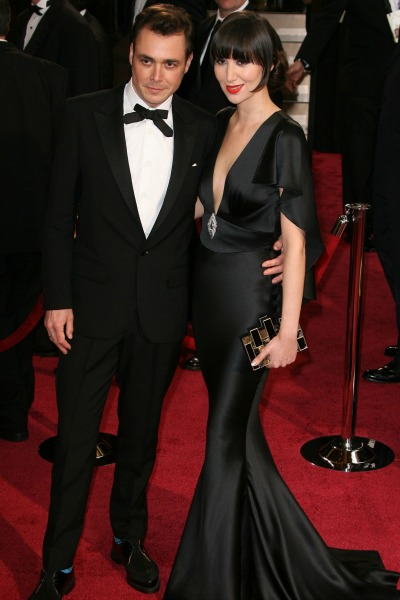 Karen O and Barnaby Clay