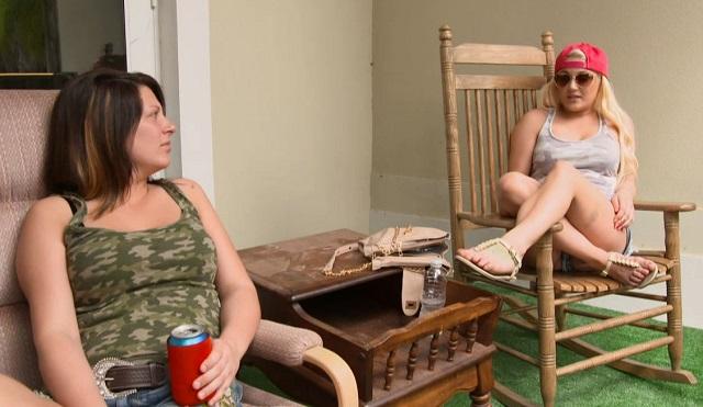 Party Down South Karynda & Raven
