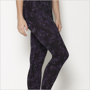 Full-length tights