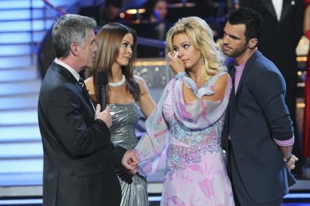 Kate Gosselin says goodbye to Dancing with the Stars