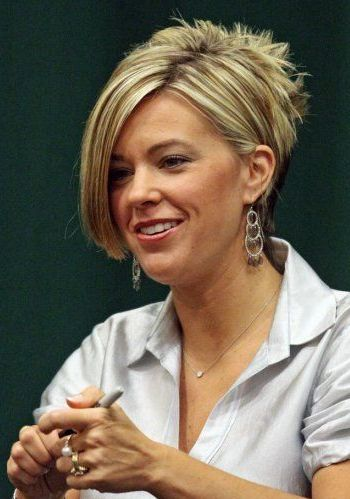 Kate Gosselin at a recent book signing will be joining The View in September