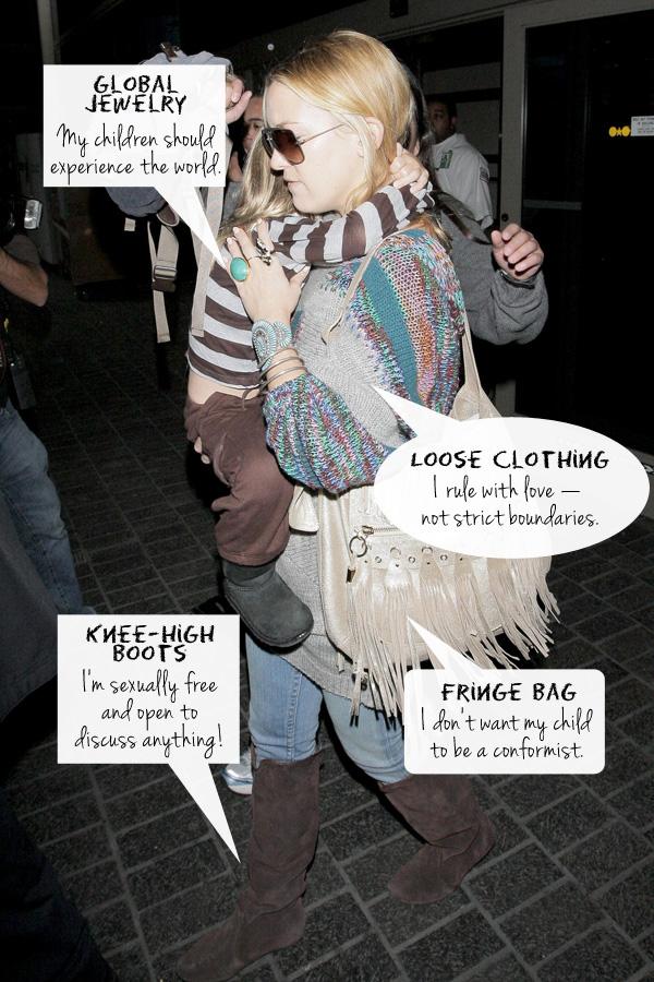 Celebrity mom: Kate Hudson