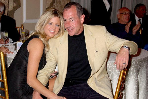 Kate Major pregnant with Michael Lohan's baby