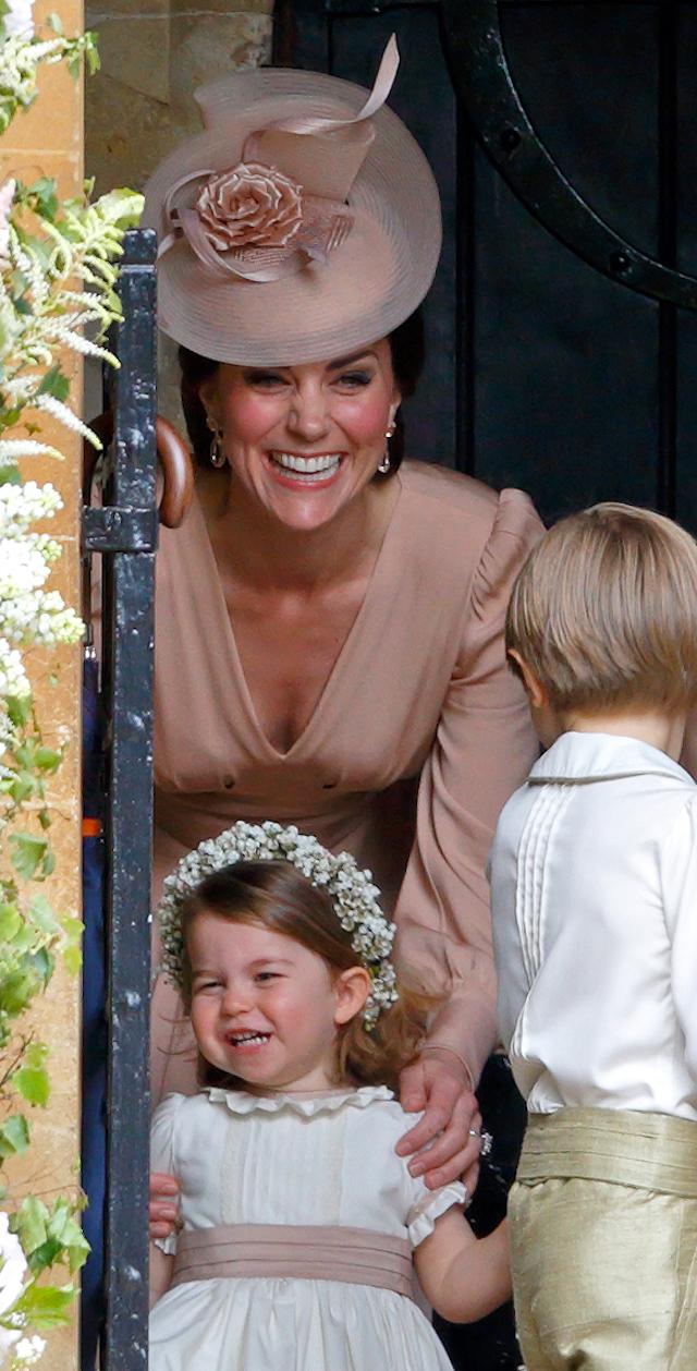 Kate Middleton Wedding 2