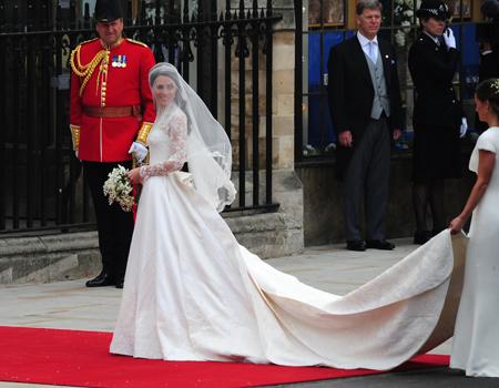 Kate Middleton bouquet