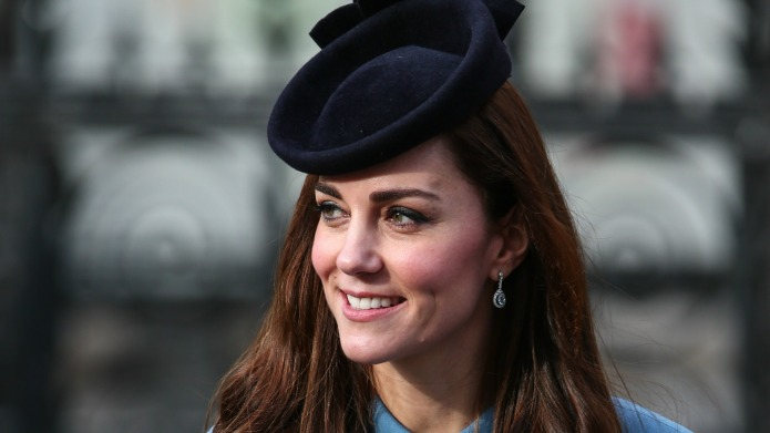 Kate Middleton delivers powerful speech about