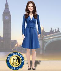 Kate Middleton doll