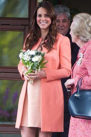 Kate Middleton due July 13