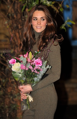 Kate Middleton wows on Christmas Day.