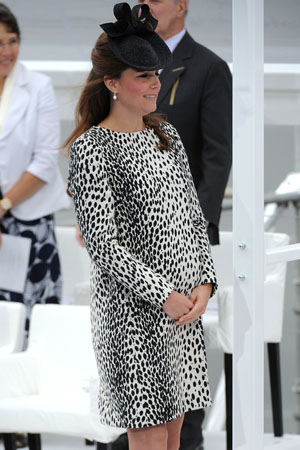 Kate Middleton is nervous about giving birth
