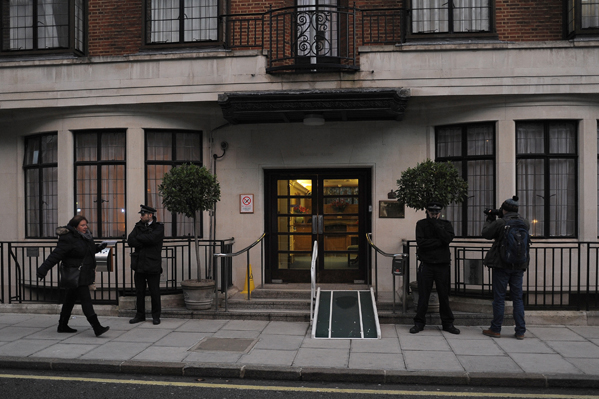 Kate Middleton nurse suicide