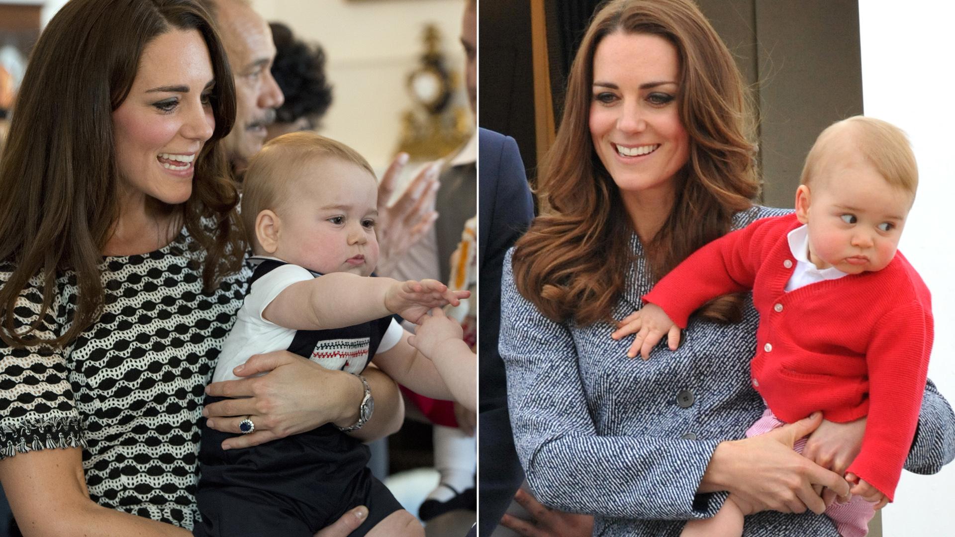 Kate Middleton, Prince George