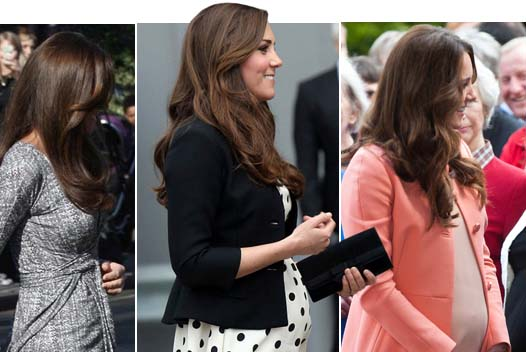 The royal baby bump