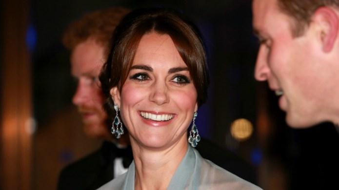 Kate Middleton brings royal glam to