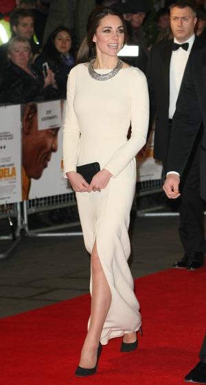 Kate Middleton gets a wardrobe revamp