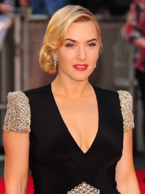 Kate Winslet at Titanic 3D Premiere