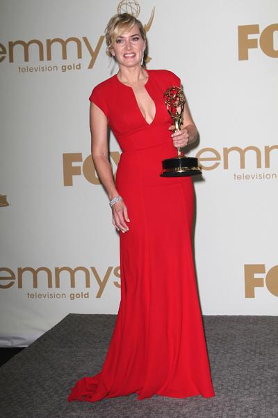 Kate Winslet at Emmys