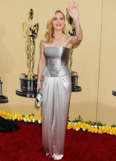 Kate Winslet dazzles or droops
