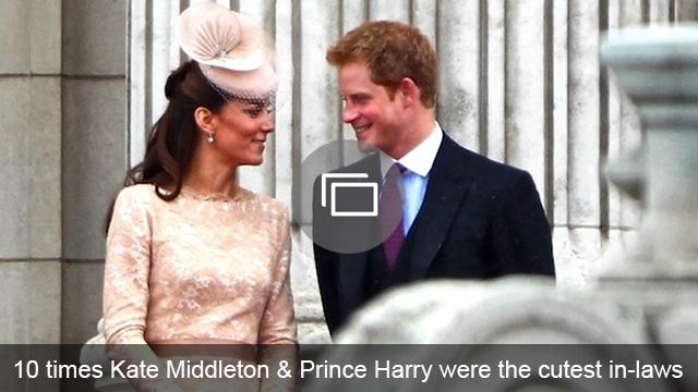 kate middleton prince harry slideshow