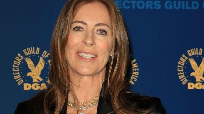 Kathryn Bigelow speaks out against Hollywood's