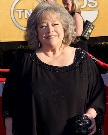 Kathy Bates at the 18th Annual Screen Actors Guild Awards
