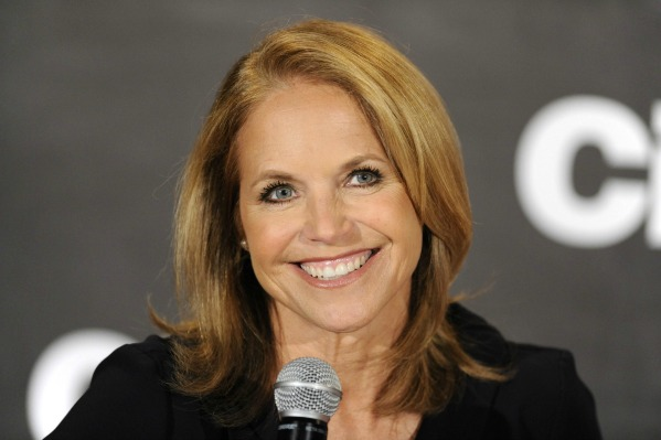 Katie Couric in Canada Appearance