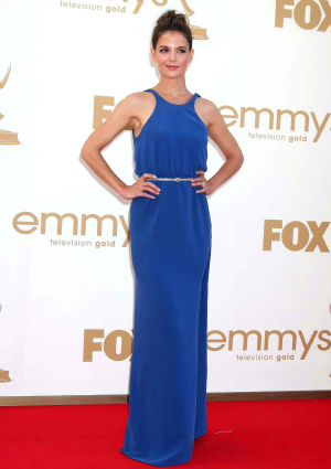 Katie Holmes at the 63rd Primetime Emmy Awards