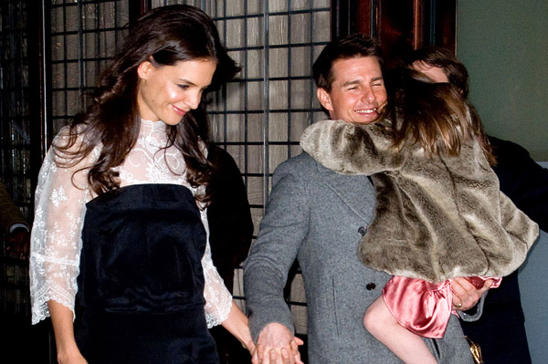 Is Katie Holmes pregnant or not?