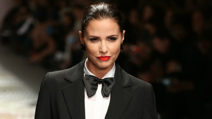 We love Katie Price's androgynous look