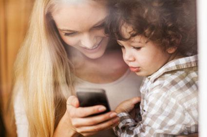 Smartphone apps to track your child's