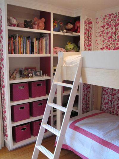 Katrina Teeple: Child's bedroom