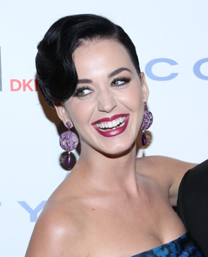 Katy Perry at blood cancer gala