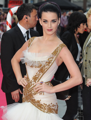 katy perry interview talks parenthood movie