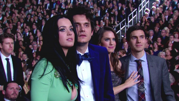 Katy Perry and John Mayer made