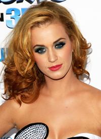 Katy Perry's makeup