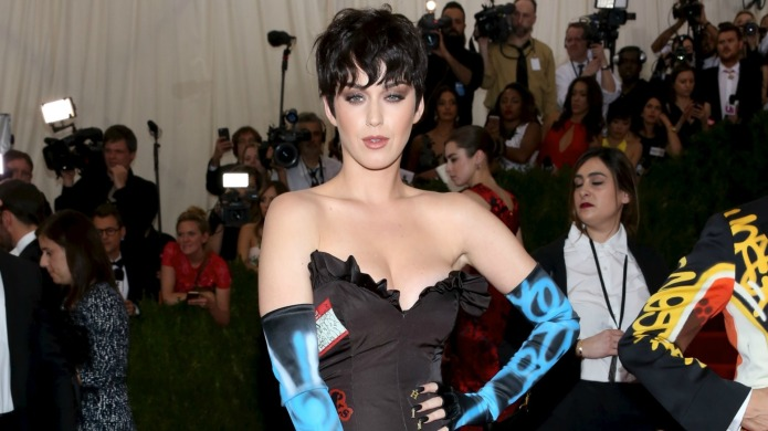 Katy Perry tweets out a sick