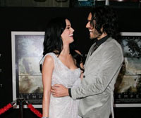 fun celebrity couple katy perry and russell brand
